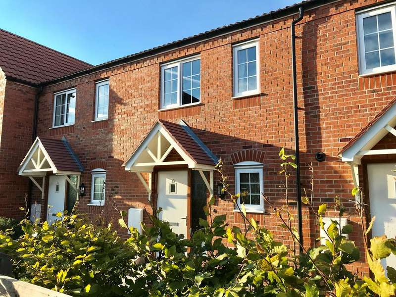 2 Bedrooms Terraced House for sale in Perry Close, Spalding, PE11