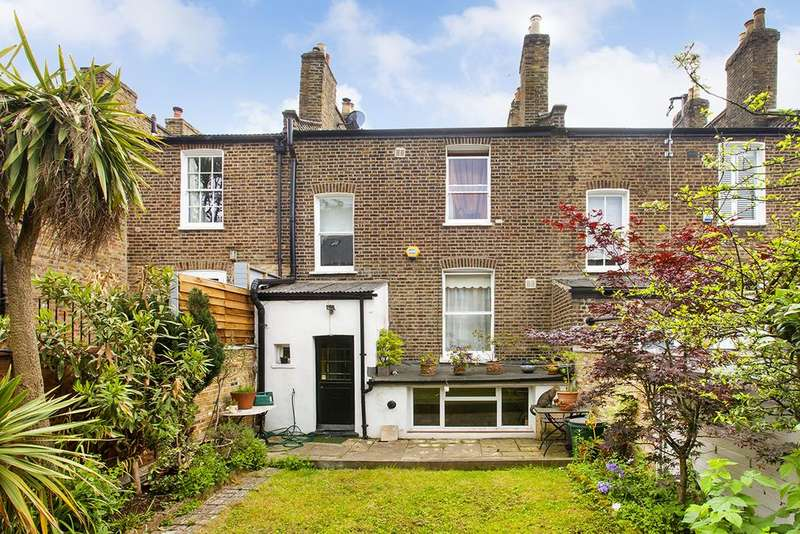 3 Bedrooms Terraced House for sale in Tavistock Terrace, London, N19