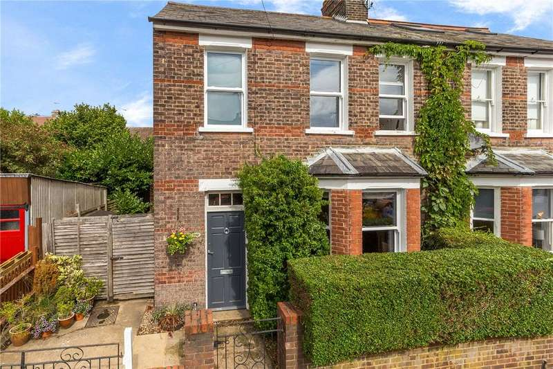 3 Bedrooms Semi Detached House for sale in Coleswood Road, Harpenden, Hertfordshire