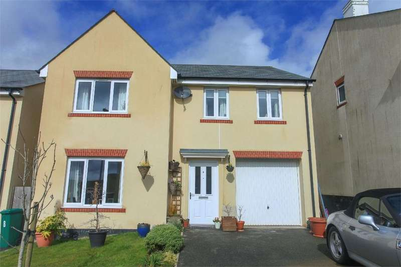 4 Bedrooms Detached House for sale in Tregorrick View, ST AUSTELL, Cornwall