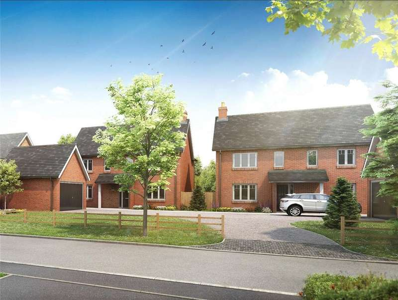 4 Bedrooms Detached House for sale in Horseshoe Lane, Kirton, PE20
