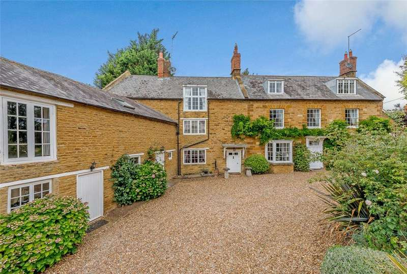7 Bedrooms Detached House for sale in High Street, Great Billing, Northampton, Northamptonshire, NN3