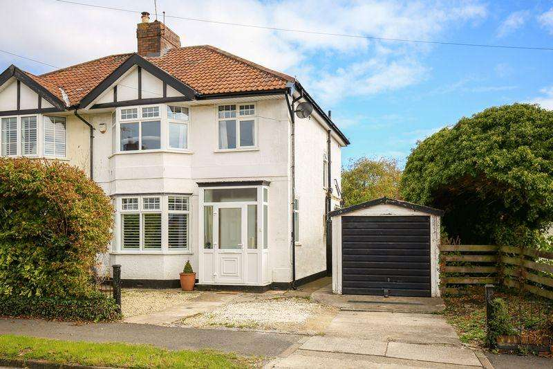 3 Bedrooms Semi Detached House for sale in Lake Road, Bristol