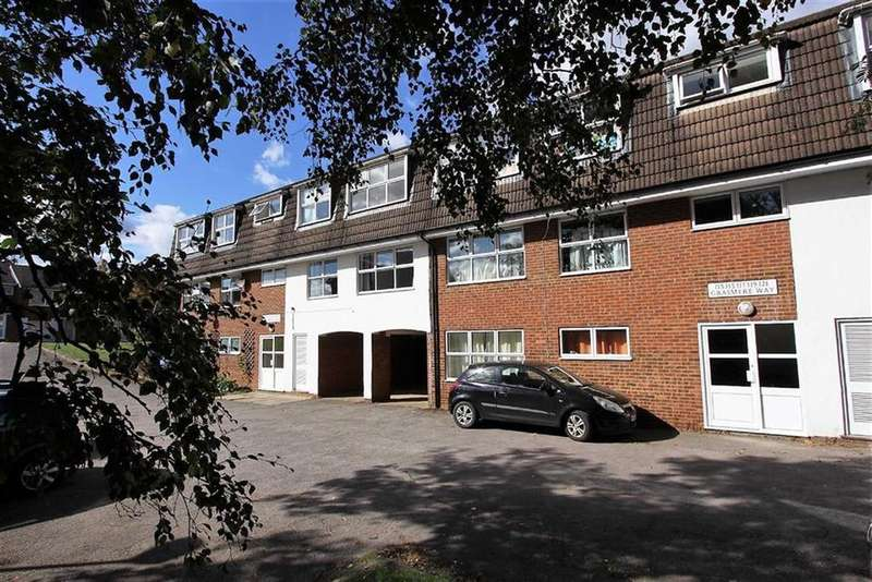 2 Bedrooms Flat for sale in Grasmere Way, Linslade