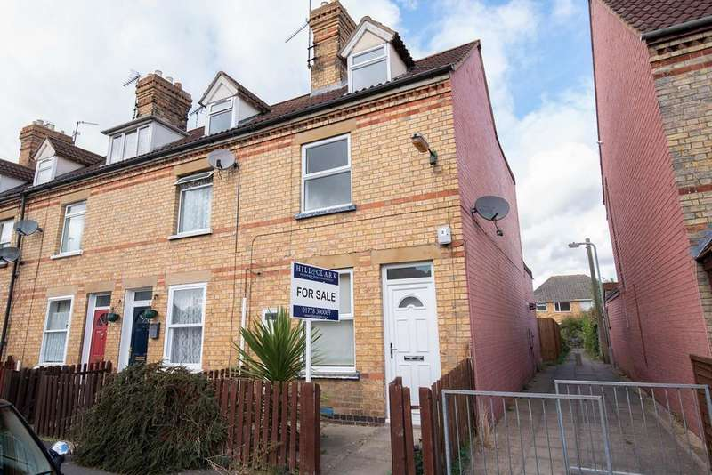3 Bedrooms End Of Terrace House for sale in Wood View, Bourne, PE10
