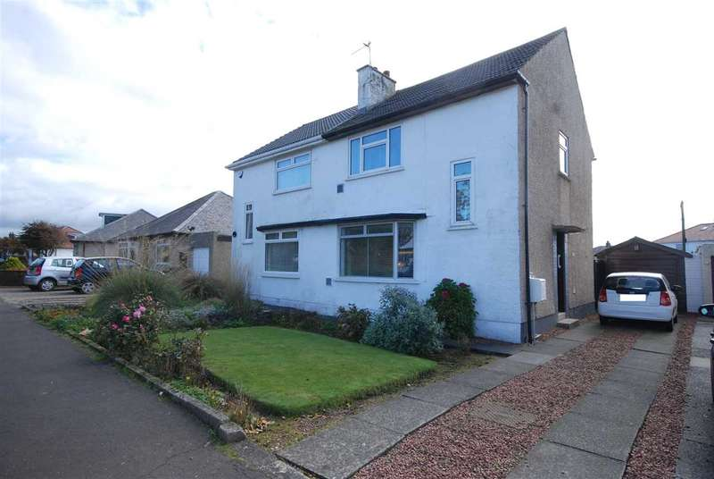 3 Bedrooms Semi Detached House for sale in Kilwinning Road, Stevenston