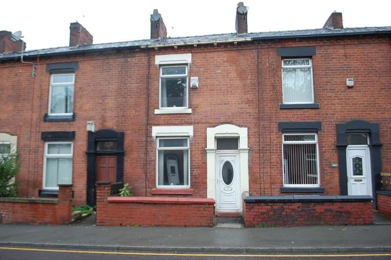 2 Bedrooms Terraced House for sale in Coalshaw Green Road, Chadderton, Oldham, OL9