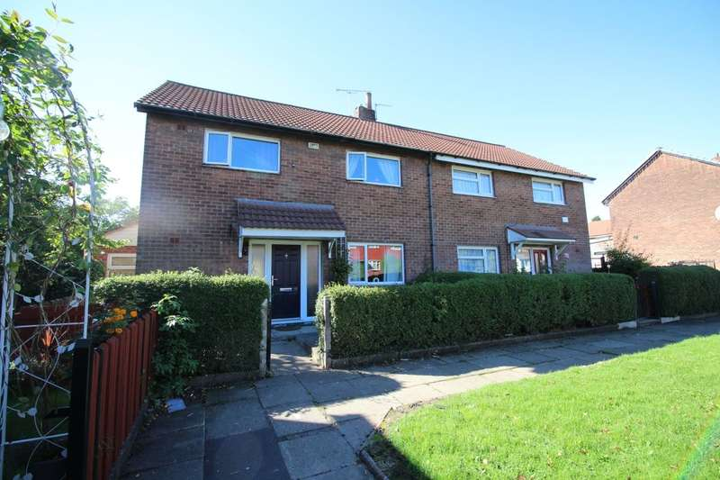 4 Bedrooms Semi Detached House for sale in Hallstead Avenue, Little Hulton, Manchester, M38