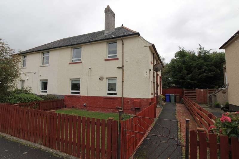 2 Bedrooms Flat for sale in Wellington Street, Prestwick, KA9
