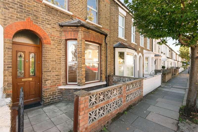 3 Bedrooms Terraced House for sale in Abercrombie Street, Battersea, London, SW11