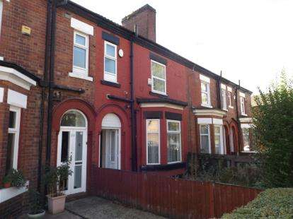 4 Bedrooms Terraced House for sale in Richmond Grove, Manchester, Greater Manchester, Uk