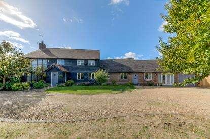 5 Bedrooms Detached House for sale in Haynes Turn, Haynes, Bedford, Bedfordshire