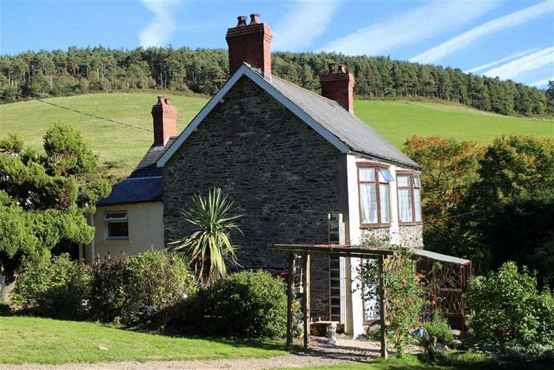 4 Bedrooms Detached House for sale in Llanafan, Aberystwyth