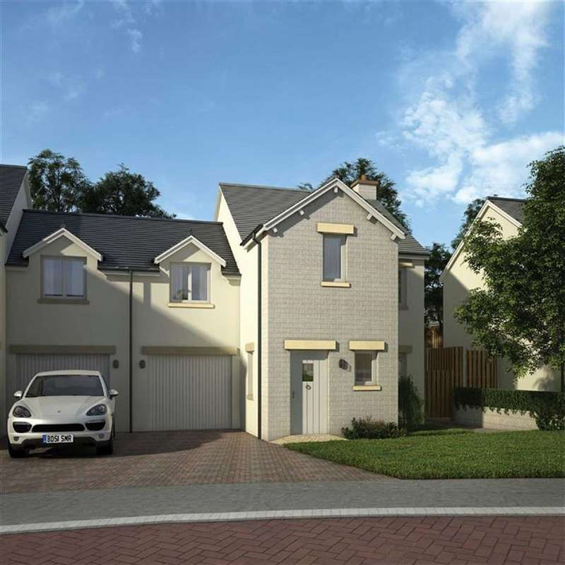 3 Bedrooms Semi Detached House for sale in The Yealand, Moss Bank Place, Warton, LA5