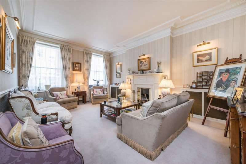 4 Bedrooms Flat for sale in Cannon Hill, West Hampstead, NW6