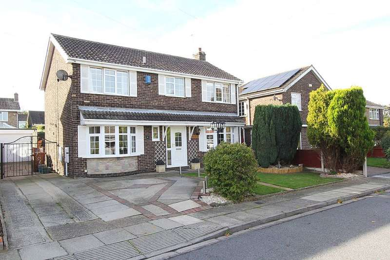 4 Bedrooms Detached House for sale in Achille Road, South Humberside, Grimsby, Lincolnshire, DN34 5RB