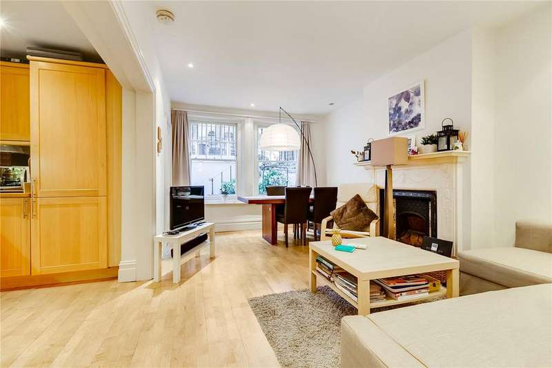 2 Bedrooms Flat for sale in Crookham Road, Parsons Green, London