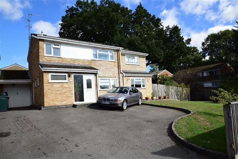 4 Bedrooms Detached House for sale in Queensway, Caversham, Reading