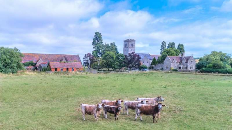 5 Bedrooms Farm Commercial for sale in Hartpury, Gloucester, Gloucestershire