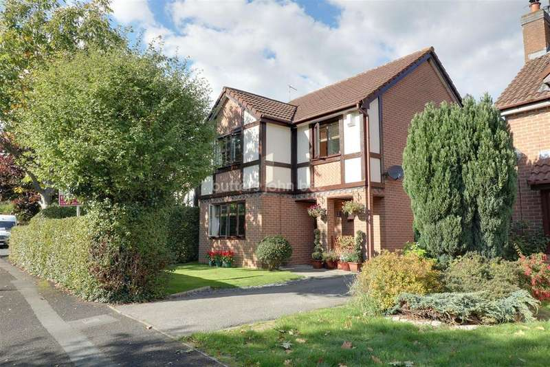 4 Bedrooms Detached House for sale in Redshank Ave, Winsford