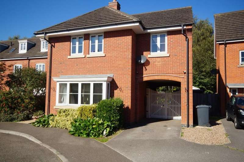 4 Bedrooms Detached House for sale in Kingsdown Road, Lincoln