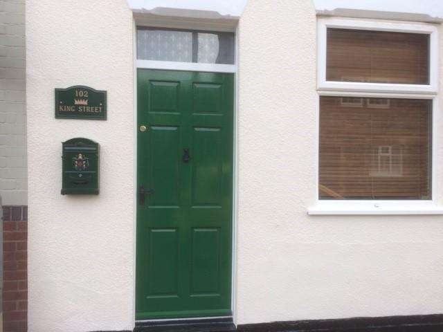 2 Bedrooms End Of Terrace House for sale in King Street, Sileby, Leicester, Leicestershire, LE12 7NA