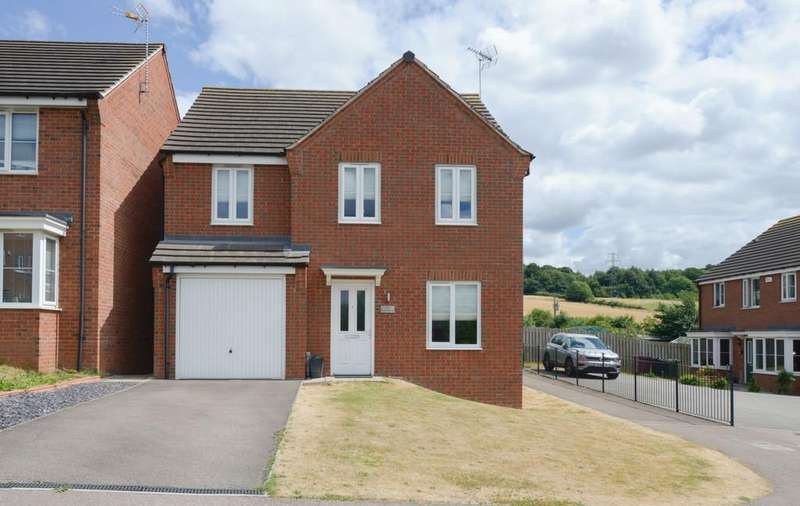 4 Bedrooms Detached House for sale in East Street, Doe Lea