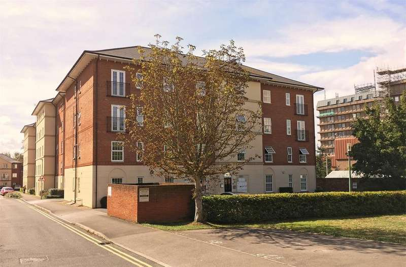 2 Bedrooms Flat for sale in Richmond House, Pillowell Drive, GLOUCESTER