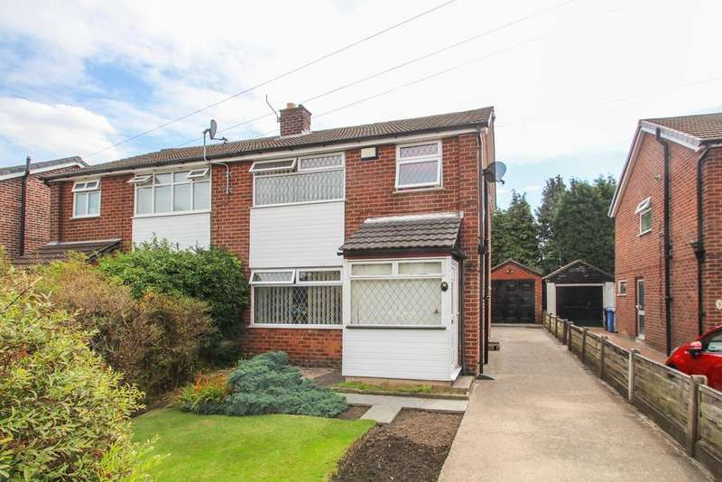 3 Bedrooms Semi Detached House for sale in Langdale Road, Partington, Manchester, M31