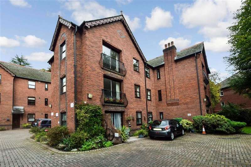 2 Bedrooms Retirement Property for sale in Regent Road, Altrincham, Cheshire, WA14