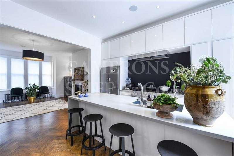 5 Bedrooms Terraced House for sale in Blenheim Gardens, Willesden Green, London, NW2