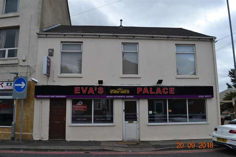 Commercial Property for sale in Reeves Street, Bloxwich