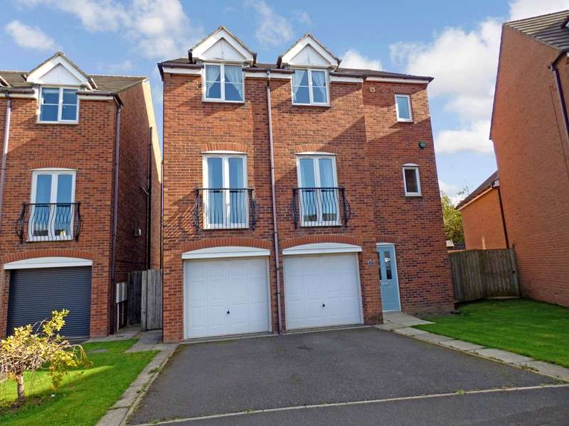4 Bedrooms Property for sale in Brookfield, West Allotment, Newcastle upon Tyne, Tyne and Wear, NE27 0BJ