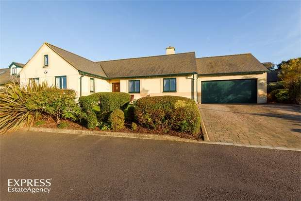 4 Bedrooms Detached Bungalow for sale in Black Nore Point, Portishead, Bristol, Somerset