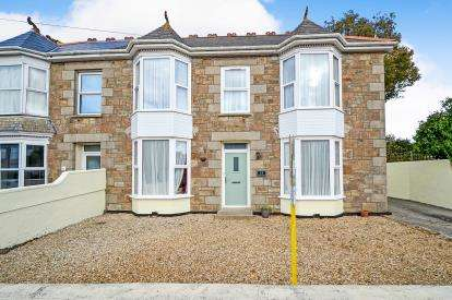 3 Bedrooms Semi Detached House for sale in Camborne, Cornwall, .