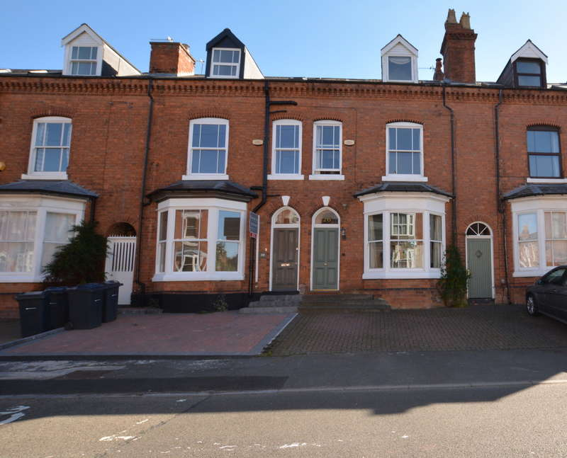 4 Bedrooms Terraced House for sale in Lonsdale Road, Harborne