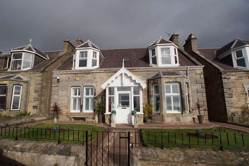4 Bedrooms Detached House for sale in Woodlands Road, Lundin Links, Leven, KY8