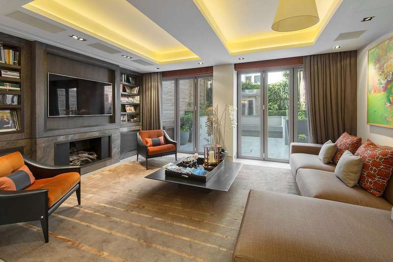 5 Bedrooms Town House for sale in Ebury Street, Belgravia , London SW1W
