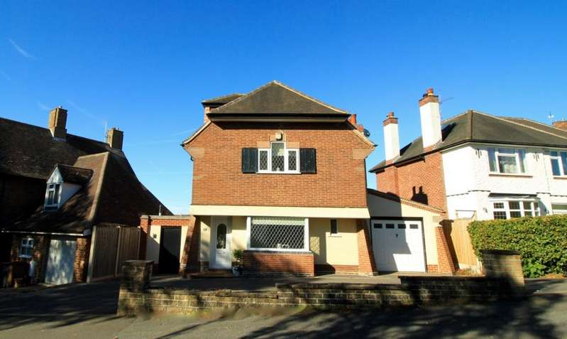 3 Bedrooms Detached House for sale in Kniveton Park Road, Ilkeston, DE7