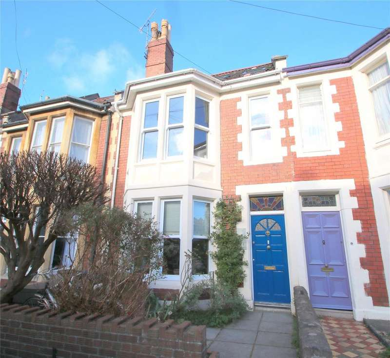 4 Bedrooms Terraced House for sale in Leighton Road, Southville, Bristol, BS3