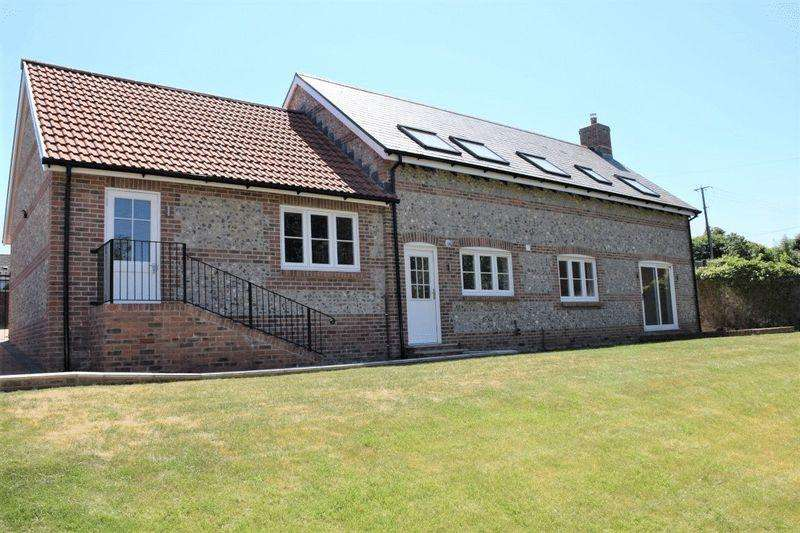 4 Bedrooms Detached House for sale in NEW HOME|SCHOOL LANE, TOLLER PORCORUM, DORCHESTER