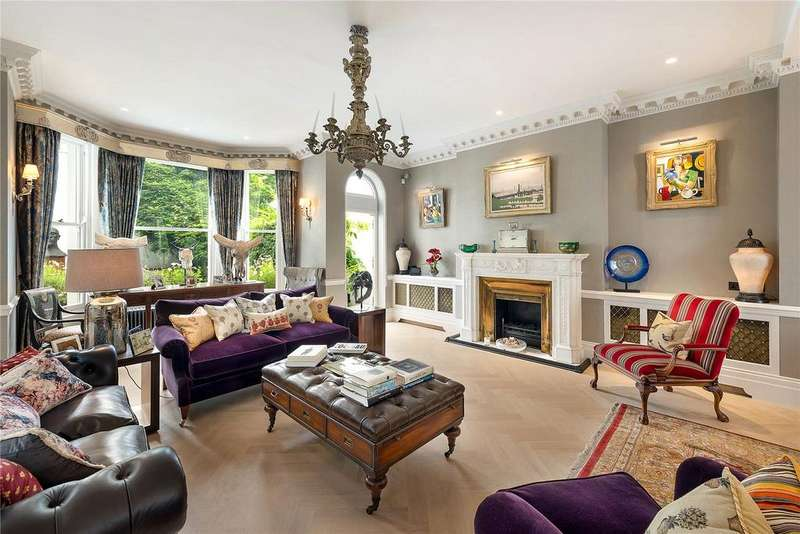 8 Bedrooms House for sale in Hyde Park Gate, Kensington, London