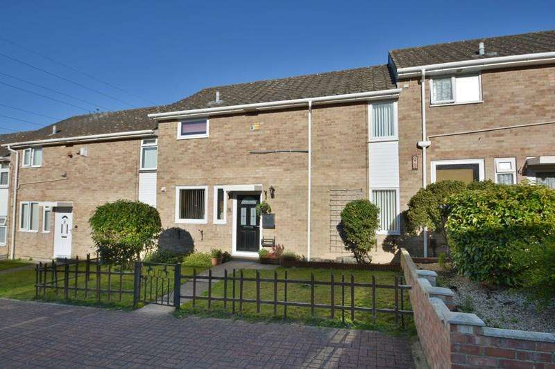 3 Bedrooms Terraced House for sale in Trueman Square, Andover