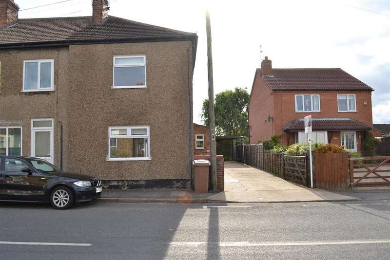 2 Bedrooms Semi Detached House for sale in High Street, Billinghay, Lincoln