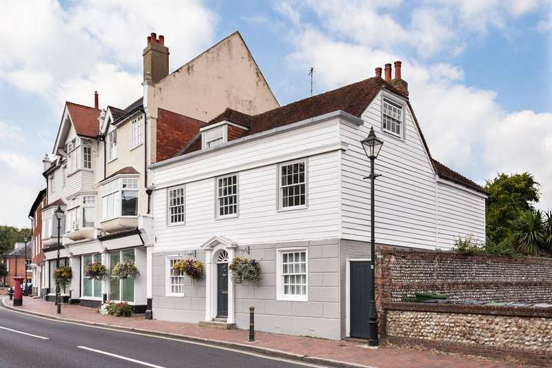 5 Bedrooms Unique Property for sale in Osborn House, High Street Bexhill Old Town