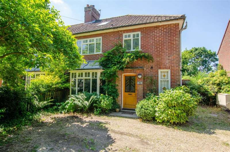 5 Bedrooms Semi Detached House for sale in St. Faiths Road, Norwich