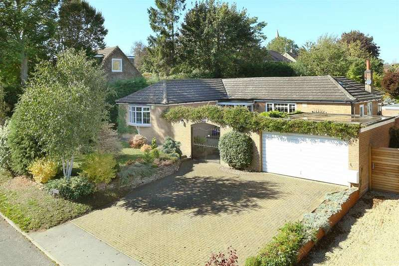 3 Bedrooms Detached Bungalow for sale in Bowden Road, Thorpe Langton, Leicestershire