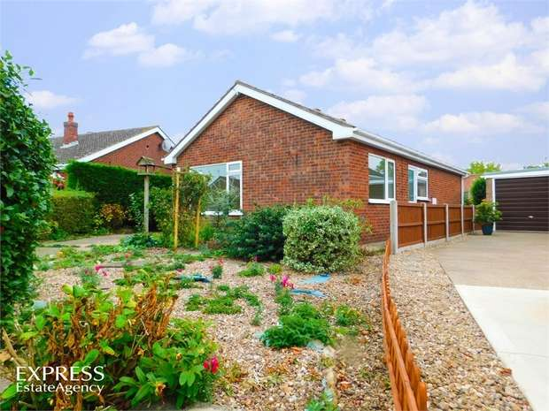 2 Bedrooms Detached Bungalow for sale in Anderson, Dunholme, Lincoln