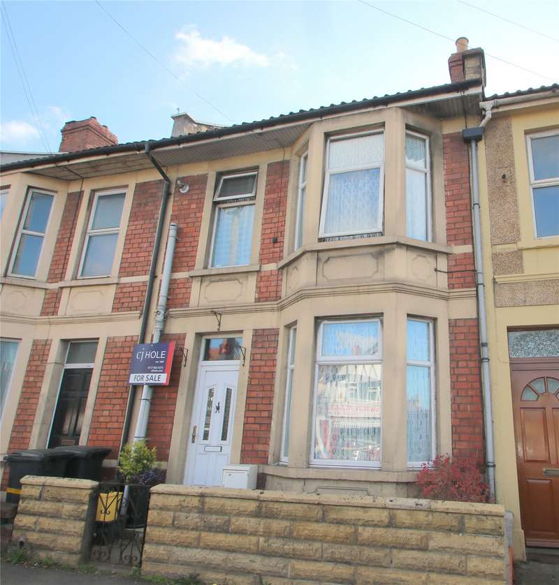 3 Bedrooms Terraced House for sale in Winterstoke Road Bedminster Bristol BS3