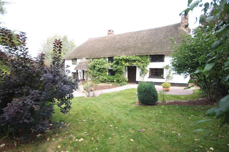 4 Bedrooms Property for sale in Langford, Cullompton